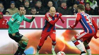 Fußball heute: FC Bayern München - VfL Wolfsburg live im Stream ab 15:30 Uhr