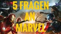 Captain America Civil War Trailer: 5 große Fragen, die uns Marvel noch beantworten muss
