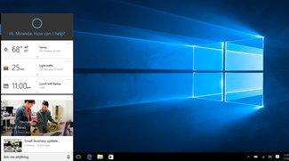 """Windows 10 """"Redstone"""": Cortana soll überall auftauchen können"""
