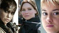 Frauenpower: Das sind die 10 coolsten Frauen 2015