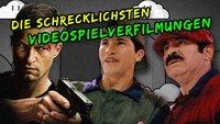 Die schrecklichsten Verfilmungen: Wie kann man Videospiele nur so beleidigen?