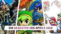 Nintendo 3DS-Spiele 2015: Die 10 besten Titel in der Übersicht