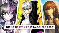 PS Vita-Spiele 2015: Die 10 besten Titel in der Übersicht