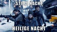 The Division: Der neue Silent-Night-Trailer wird euch Gänsehaut machen