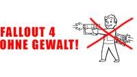 Fallout 4: Dieser Spieler hat das Game ohne einen Kill beendet!