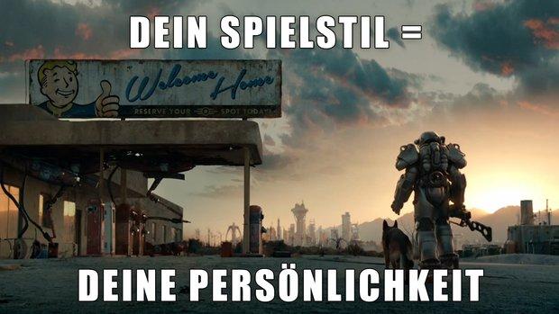 Was sagt dein Fallout-Spielstil über deine Persönlichkeit aus?