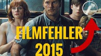 Filmfehler 2015: Die 10 heftigsten Fehler in aktuellen Blockbustern