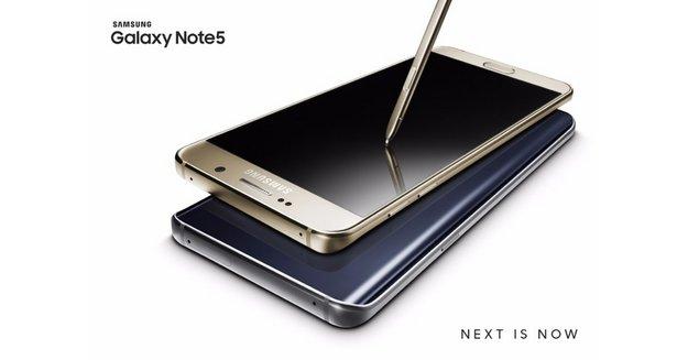 Samsung Galaxy Note 5 kommt im Januar nach Europa [Gerücht]