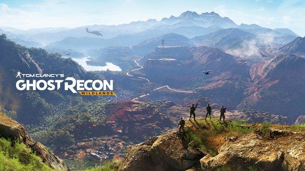 Ghost Recon Wildlands: Actionreicher Launch Trailer veröffentlicht