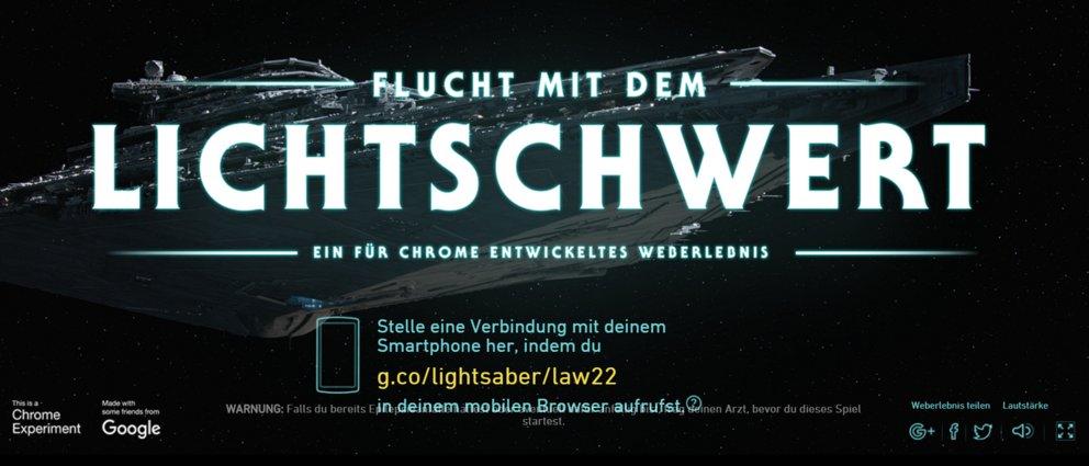 Google-lightsaber