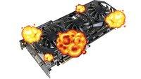 GPU-Temperatur: Wie heiß darf eine Grafikkarte werden?