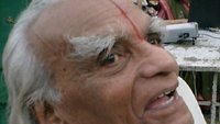 B.K.S. Iyengar: Google Doodle heute ehrt Yoga-Meister