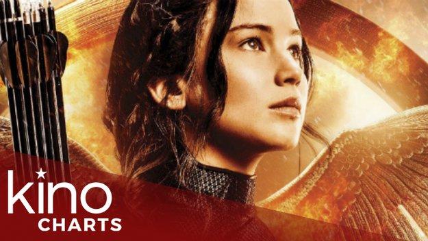 Kinocharts: Mockingjay 2 weiter top, Arlo und Spot gehen unter