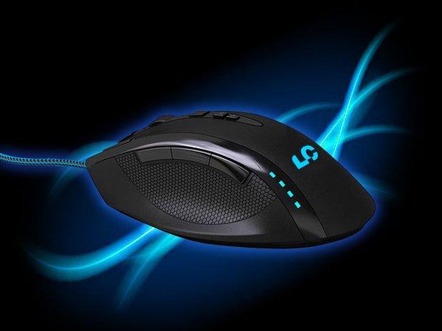 Spitzen Gaming-Maus zum halben Preis: Lioncast LM20 für nur 30 Euro