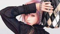 Final Fantasy: Lightning modelt für Mode-Label Louis Vuitton