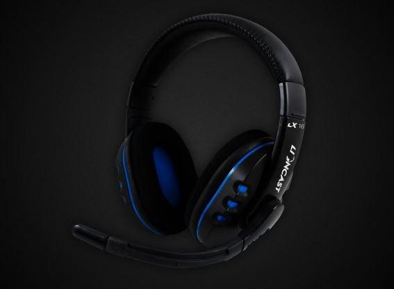 Lioncast Headset