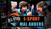 E-Sport mal anders: Diese witzigen Momente von League of Legends All-Star 2015 musst du sehen!