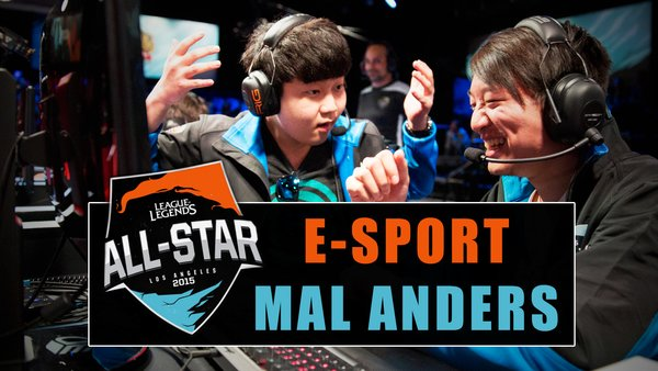 Was ist League of Legends All-Star?