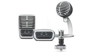 Shure Motiv-Serie: Mikrofone und Audiointerface für iPhone & iPad