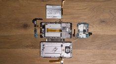 Huawei Mate S im Teardown: So viel Technik steckt im 5,5 Zoller