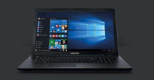 Medion P7644 (MD99650) Notebook für 899€ am 19. Dezember bei Aldi Süd