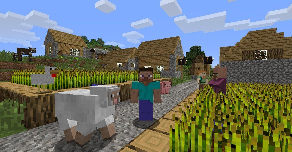 Minecraft Spielen Deutsch Minecraft Befehl Fr Spieler Kpfe Bild - Minecraft spielerkopfe befehl
