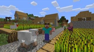 Minecraft: Das ist der Termin für das große neue Update