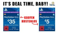 Dieses PSN-Angebot schenkt dir 5€, wenn du dein Store-Guthaben auflädst
