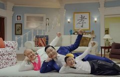 Psy: Neues Video