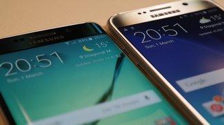 Samsung Galaxy S6 derzeit ab 399 Euro und S6 edge ab 479 Euro