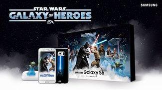Gewinnt ein Samsung Galaxy S6 in der Star Wars-Edition [Update: Beendet]