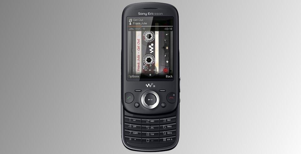 Das Handy hat die Funktionen Facebook, YouTube und Twitter integriert.