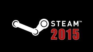 Diese Spiele haben sich auf Steam im Jahr 2015 am meisten verkauft