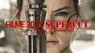 Filme 2015 Supercut: Das ganze Kinojahr in 5 berauschenden Minuten