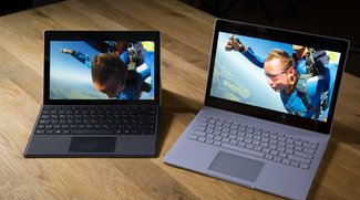 Microsoft Surface Pro 4 vs. Surface Book im Vergleich