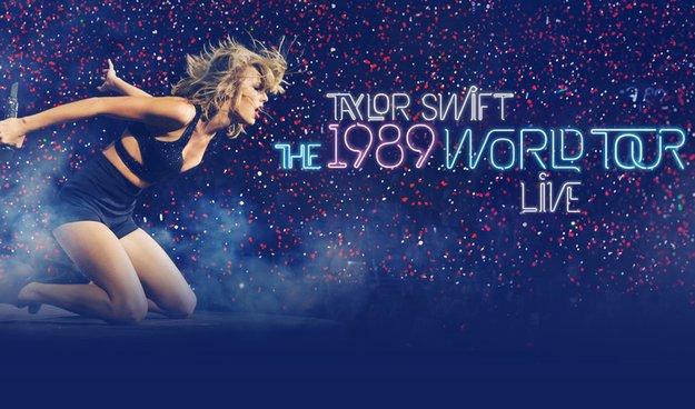 Taylor Swifts World Tour: Konzertfilm bei Apple Music erschienen