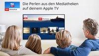 Neue Apple-TV-App: TV Pro zeigt Highlights aus den Mediatheken