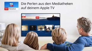 Neue Apple-TV-App: TV Pro zeigt Highlights aus den Mediatheken