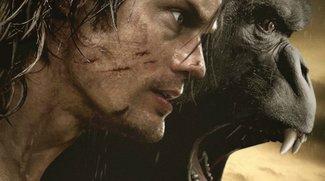 Im The Legend of Tarzan - Trailer ist Alexander Skarsgård der neue Dschungelkönig