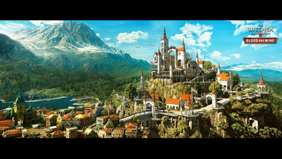 The Witcher 3 Wild Hunt Blood and Wine 1