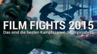 Top Film-Fights 2015: Das sind die besten Kampfszenen des Kinojahres