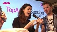 Das war die TopApps-Session vom 3. Dezember im 4010 Telekom Shop Berlin [Video]