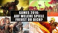 Stimm ab: Auf welches Spiel freust du dich 2016 am meisten? (Umfrage)