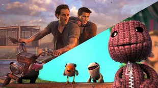 Uncharted 4 meets LittleBigPlanet 3: Seht euch dieses coole Video an!