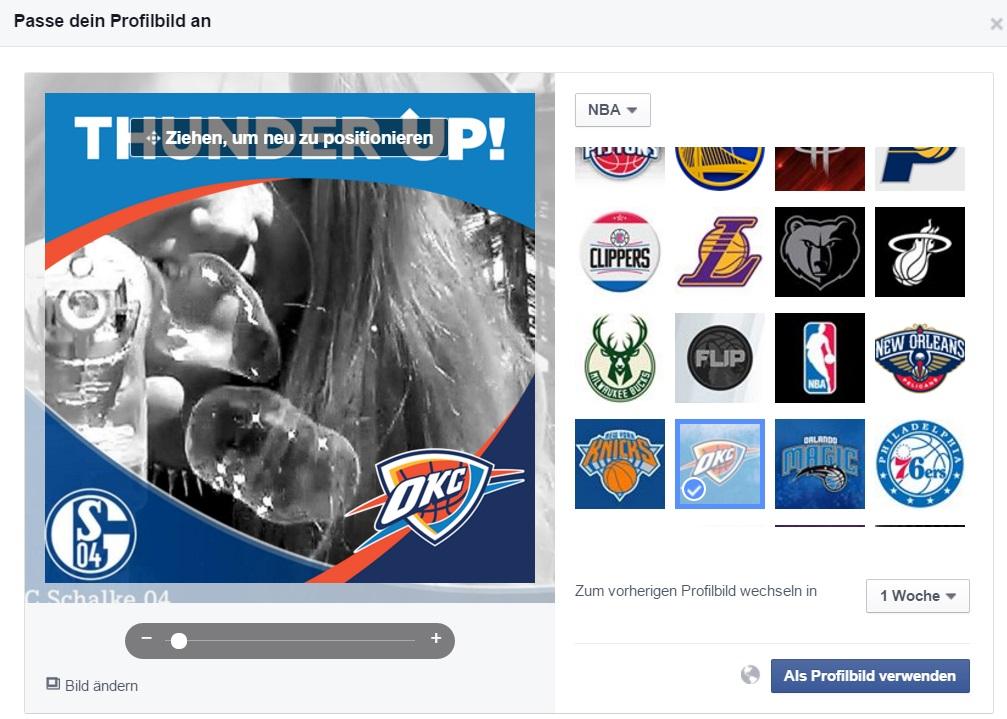 EM: Profilbild mit Fußball-Badges bei Facebook für Fans: So ...