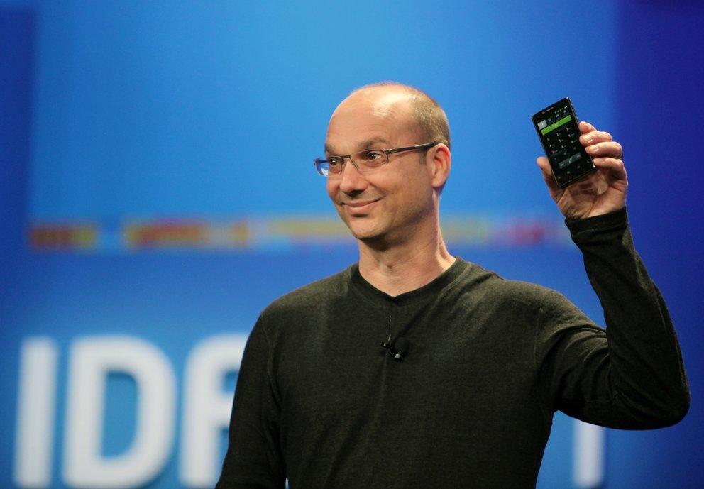 Andy Rubin: Android-Mitgründer will eigenes Smartphone-Unternehmen gründen [Gerücht]