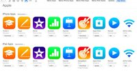 App Store: Spekulationen um Charts-Veränderungen zugunsten der Apple-Apps