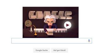 Beethoven: So funktioniert das Google-Spiel von heute