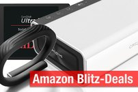 Blitzangebote: SSDs, Creative Roar 2, Jawbone Up u.v.m. nur heute zum Bestpreis