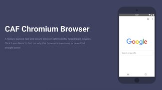 CAF Chromium: Neuer Mobil-Browser mit Optimierung für Snapdragon-SoCs